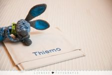 Newborn fotoalbum Thiemo