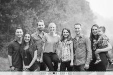Familie fotoshoot in het Bergse Bos in Rotterdam