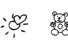 Over simpele tekeningetjes