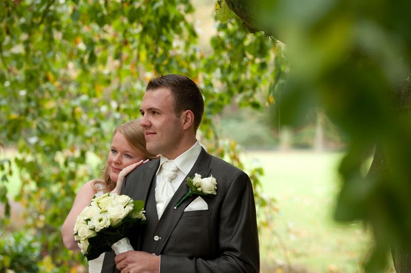 Bruidsreporage Heidetuin