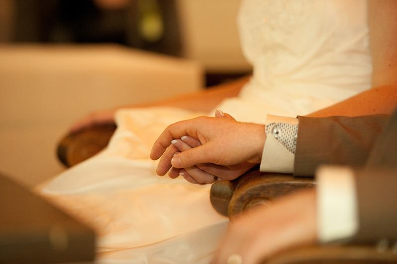 Huwelijkvoltrekking in 't Oude Raadhuis in Halsteren