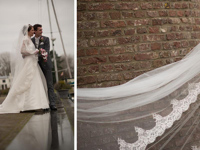 bruidsreportage Veere
