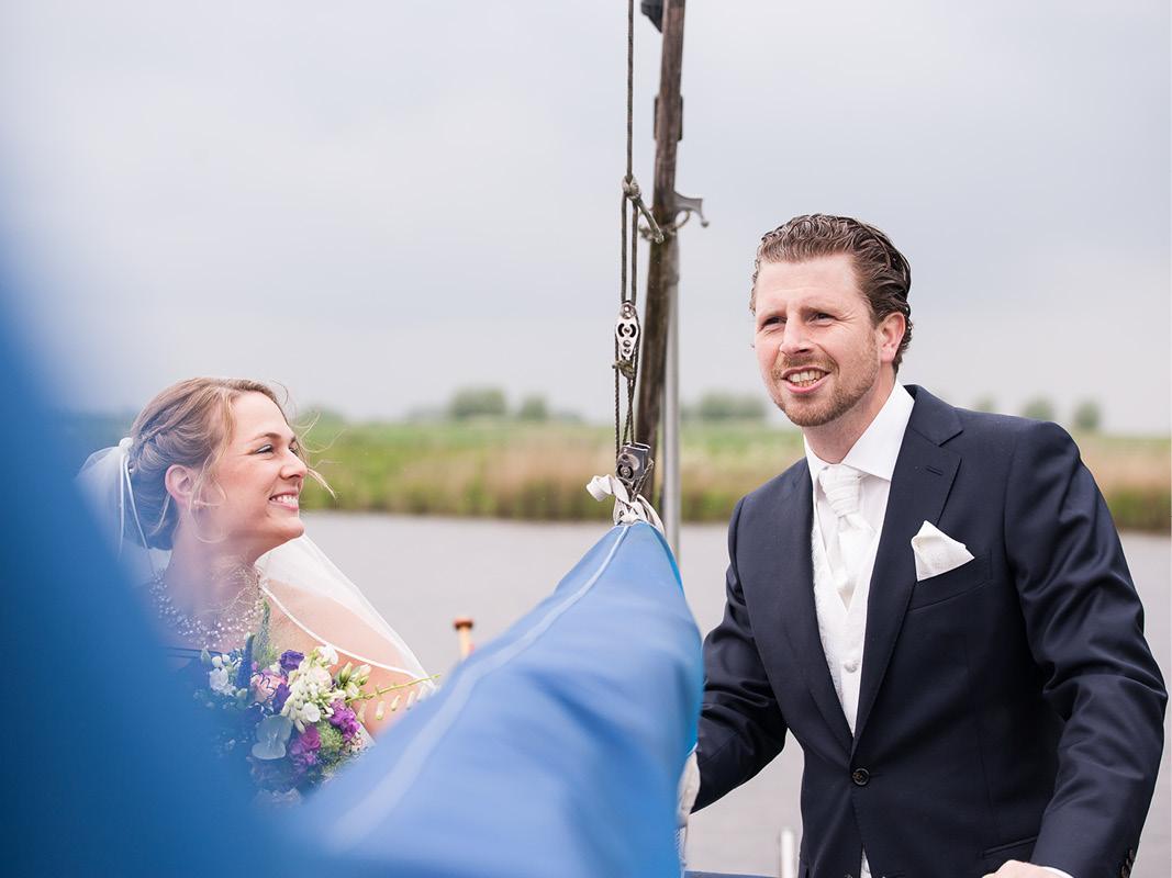 bruiloft-zeilboot-water