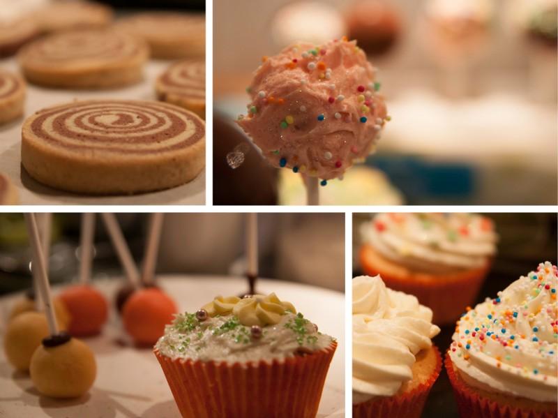Cakepops en koekjes