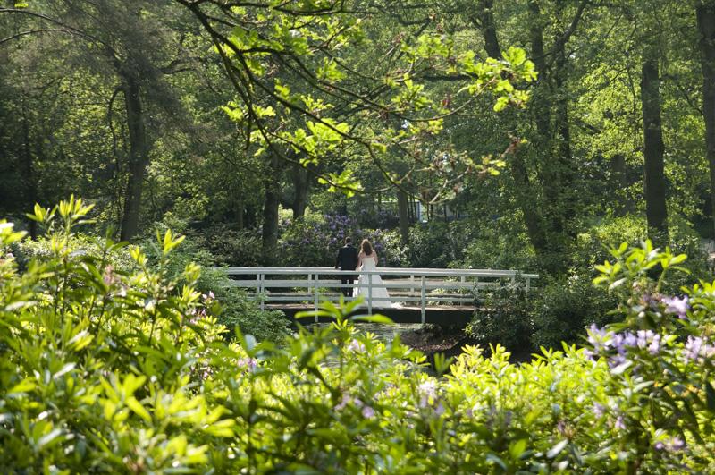 Huwelijkreportage Heidetuin, Bergen op Zoom
