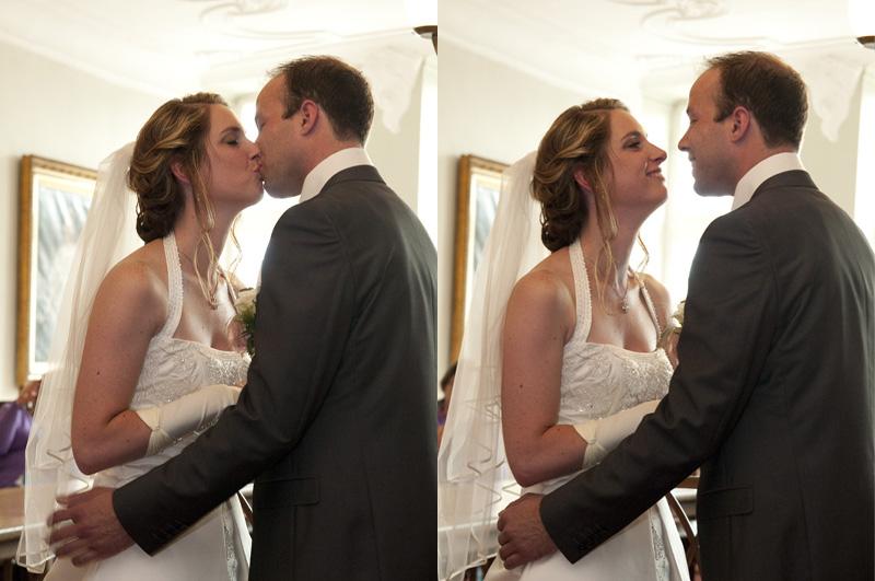Huwelijksvoltrekking stadhuis Bergen op Zoom