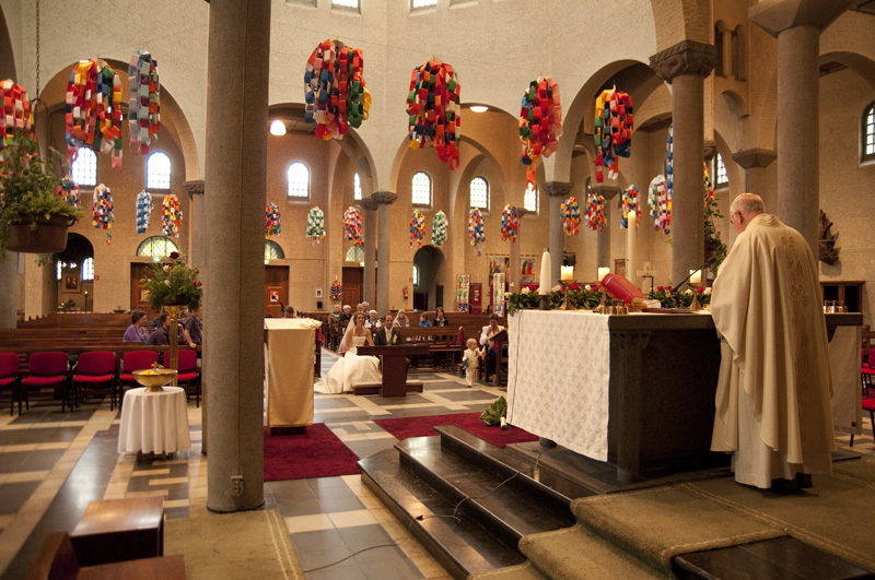 Kerkelijke inzegening huwelijk