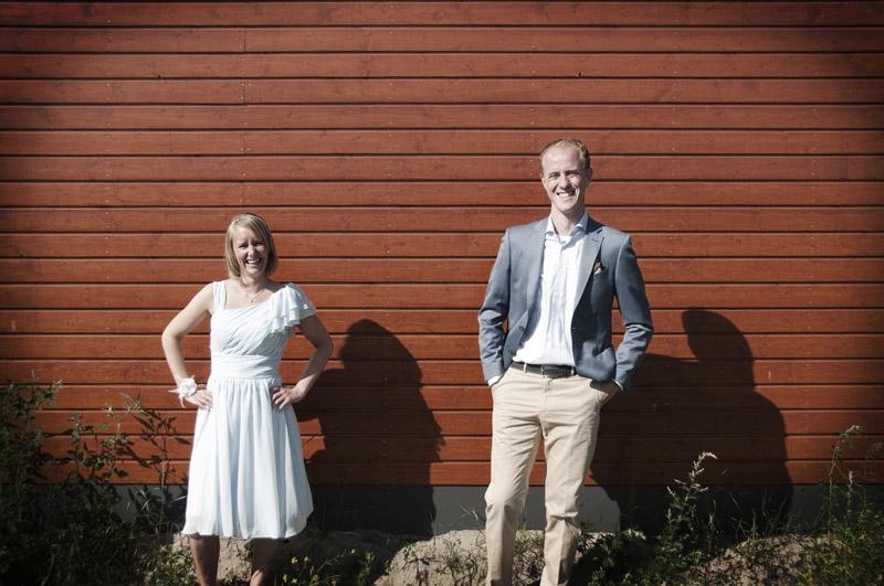 Bruidsfotografie - geregistreerd partnerschap
