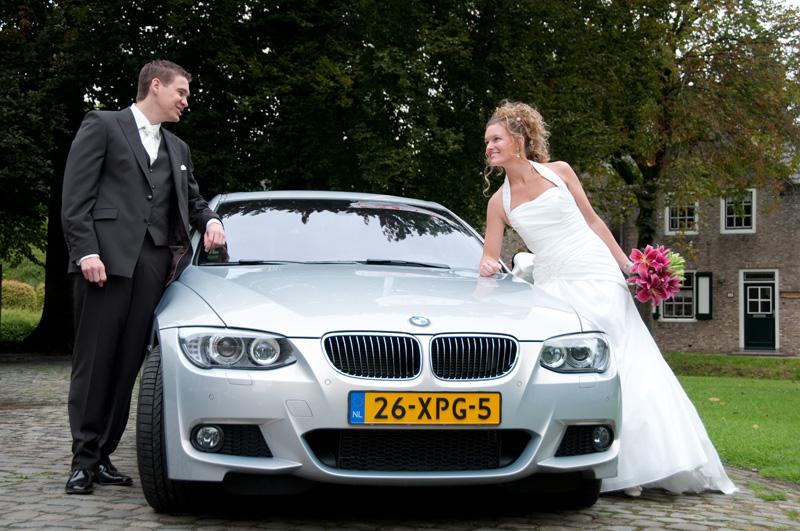 BMW trouwauto