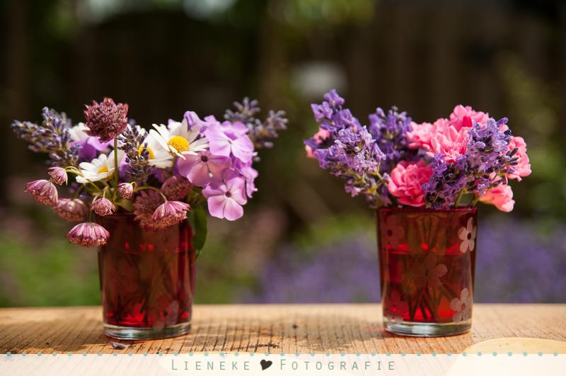 Zet de tuin op tafel ☼ lieneke fotografie