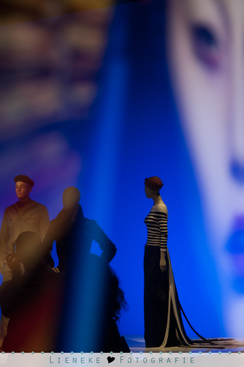 The Fashion World of Jean Paul Gaultier in de Kunsthal
