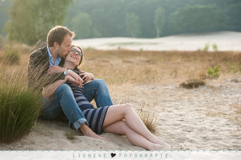 loveshoot ontspannen fotografie soesterduinen