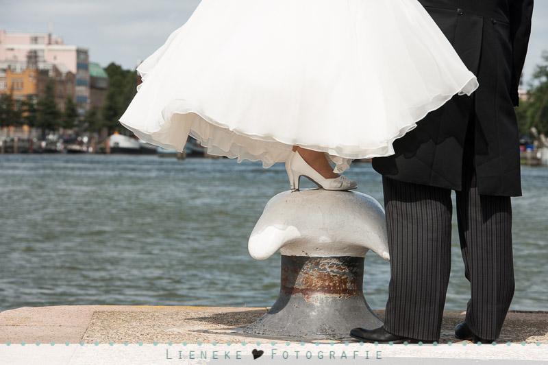 De bruiloft van Bastiaan & Esther