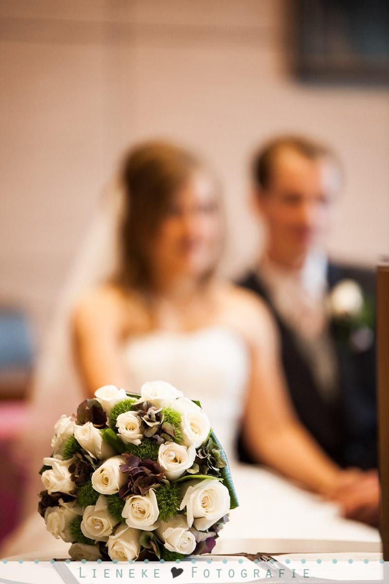 Huwelijksvoltrekking Tholen