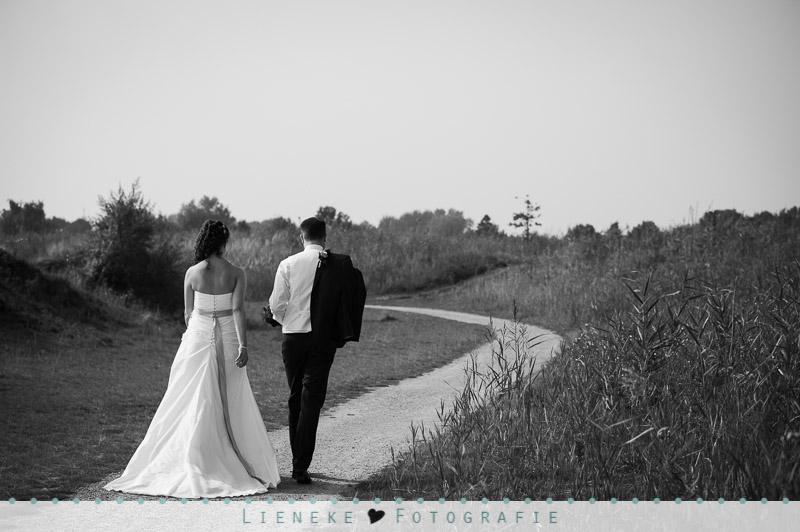 Bruidsfotografie huwelijkreportage Bruinisse