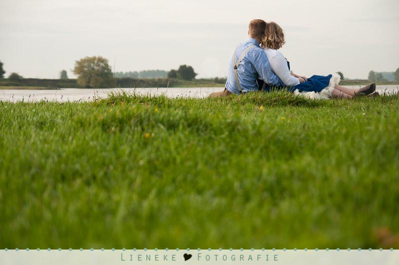 Loveshoot Wageningen uiterwaarden