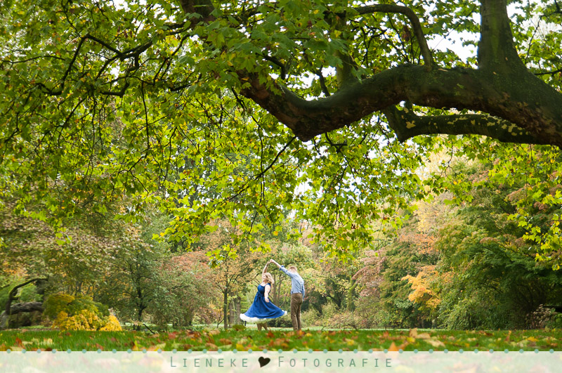 Loveshoot Wageningen Arboretum