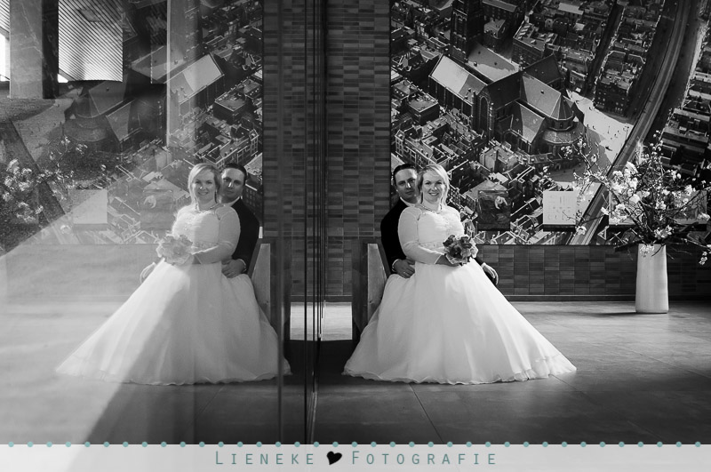 Bruidsfoto award inzending Lieneke Fotografie