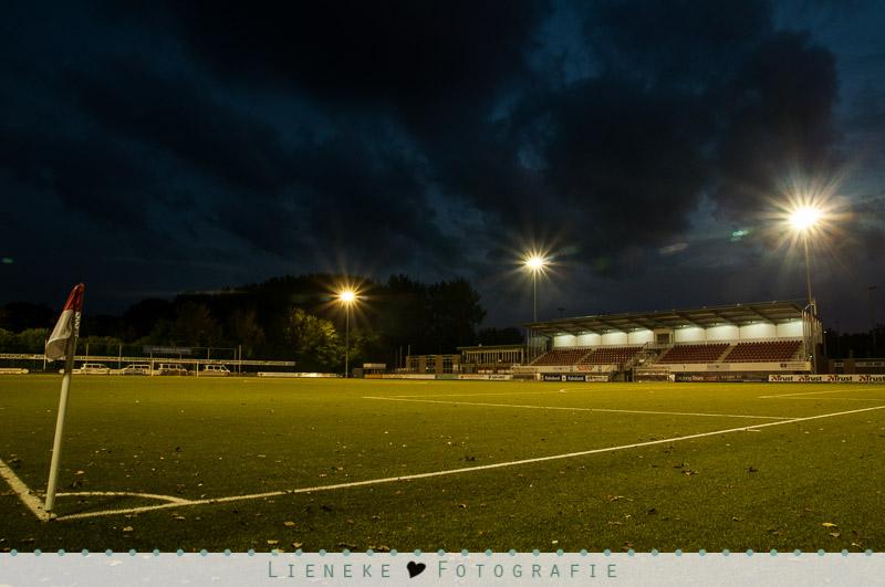 Fotografie voetbalclub BVV Barendrecht