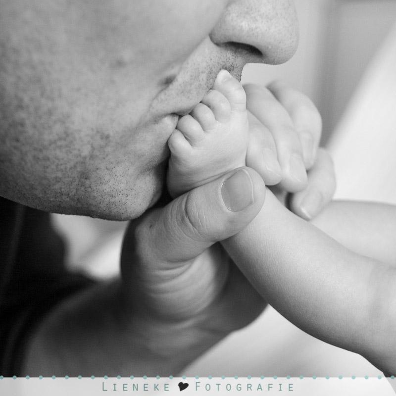 Lieneke Fotografie newborn