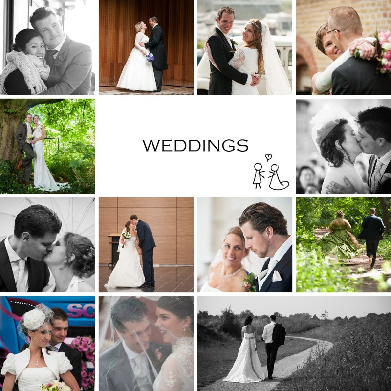 Terugblik 2013 Wedding