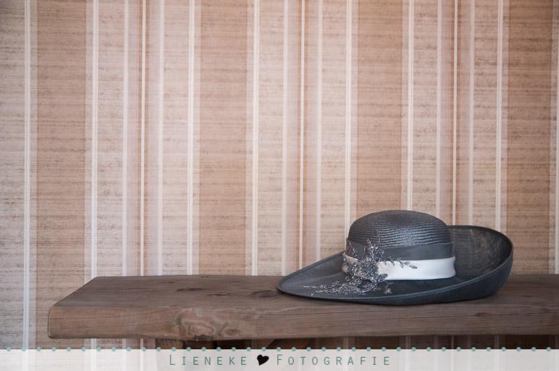 Trouwen hoed