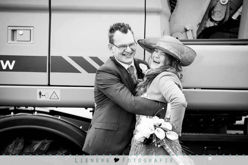 Bruidsfotografie Hoedekenskerke
