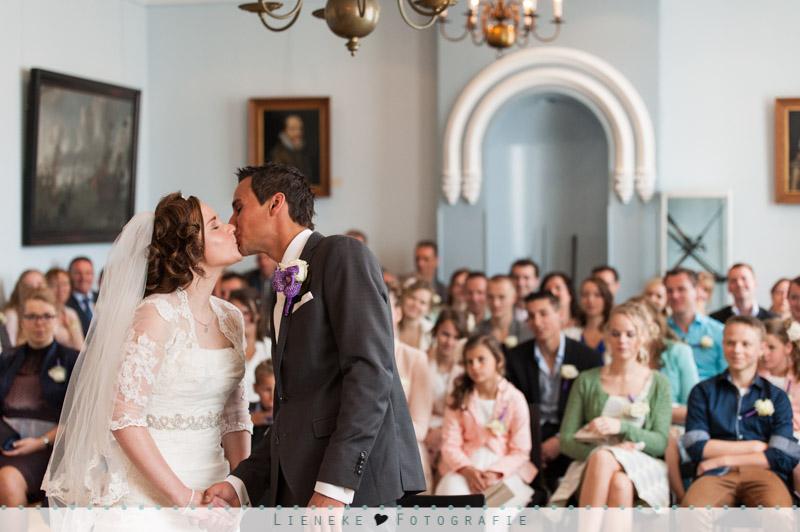 Huwelijksvoltrekking Arnemuiden
