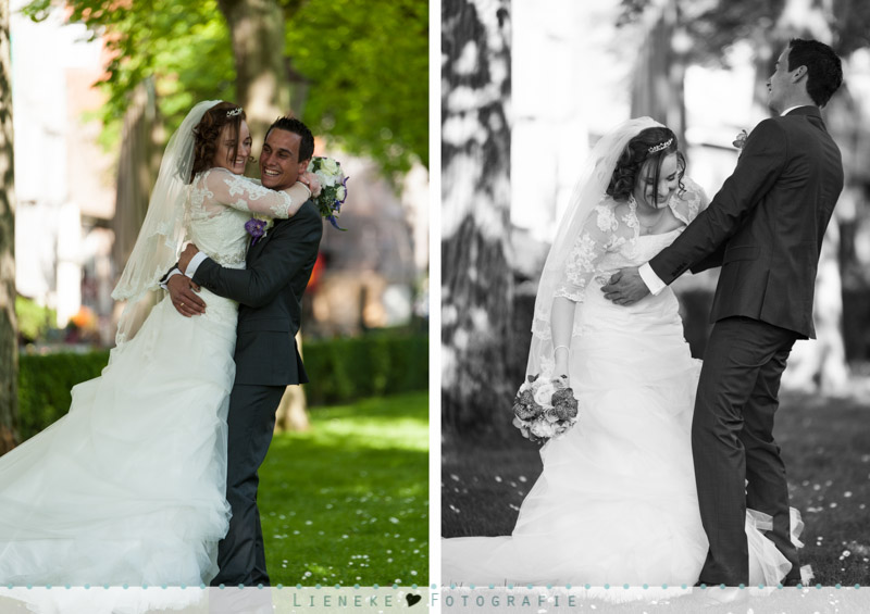 Bruidfotografie Veere