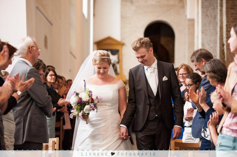 Bruidsfotografie Utrecht Nicolaikerk