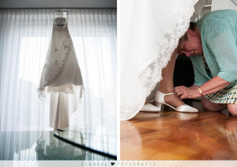 Bruidsfotografie ochtend