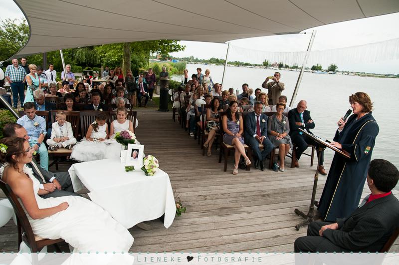Bruiloft Retraiterie Rottemeren
