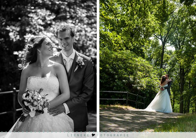 bruidsfotografie landgoed de Horsten