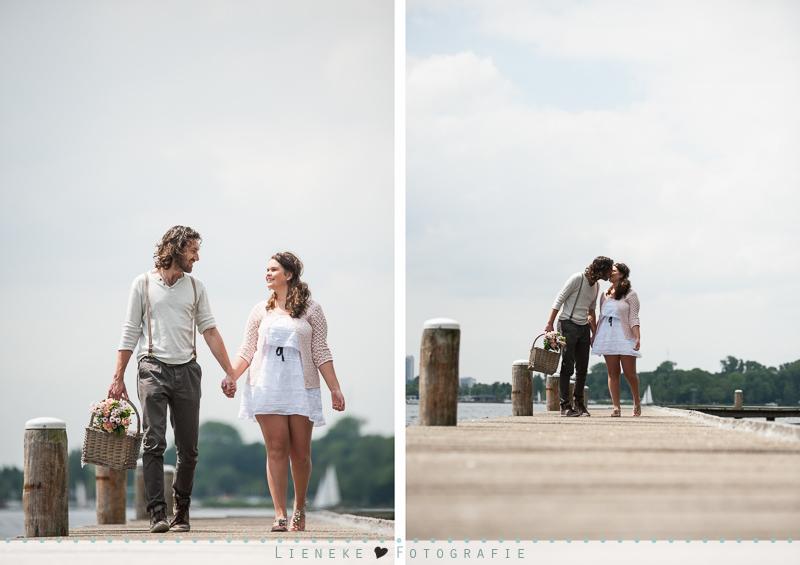 Verloving fotoshoot