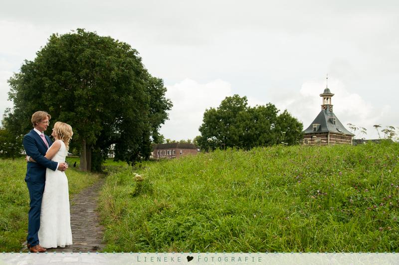 bruidsfotografie Gorinchem dalempoort