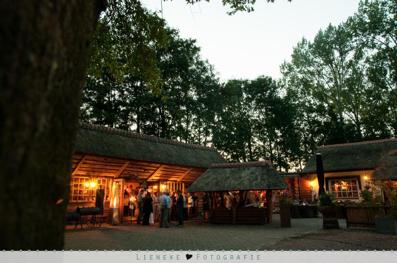 trouwen feest pannenkoekhuis het lingebosch