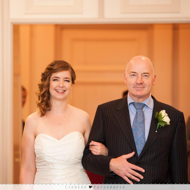 Huwelijksvoltrekking Arti Legi