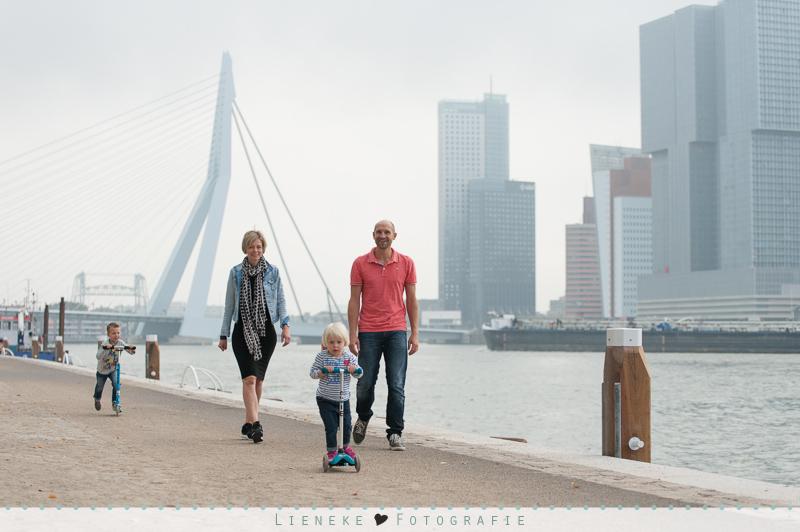 gezin fotoshoot Rotterdam