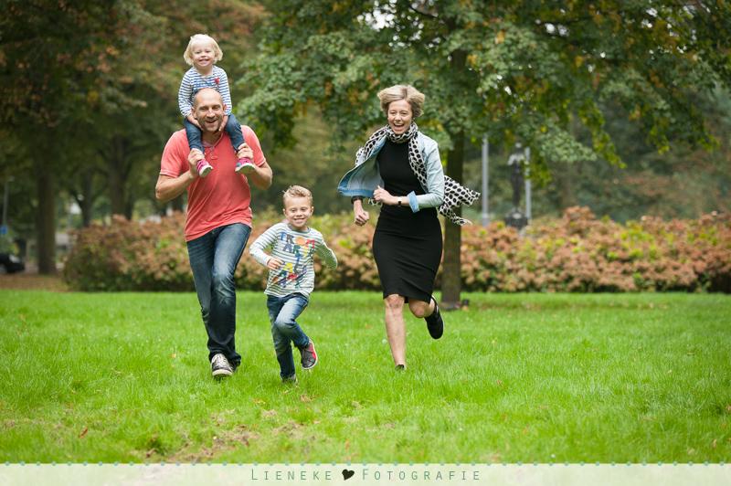 gezin fotoshoot