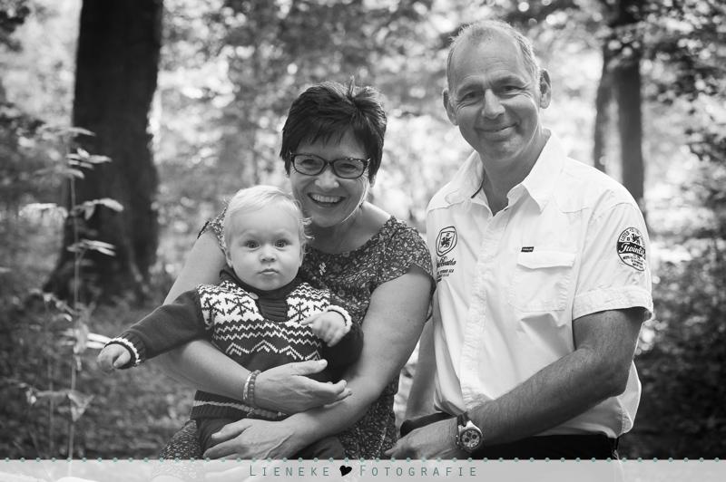 familie fotoshoot Kralingse Bos