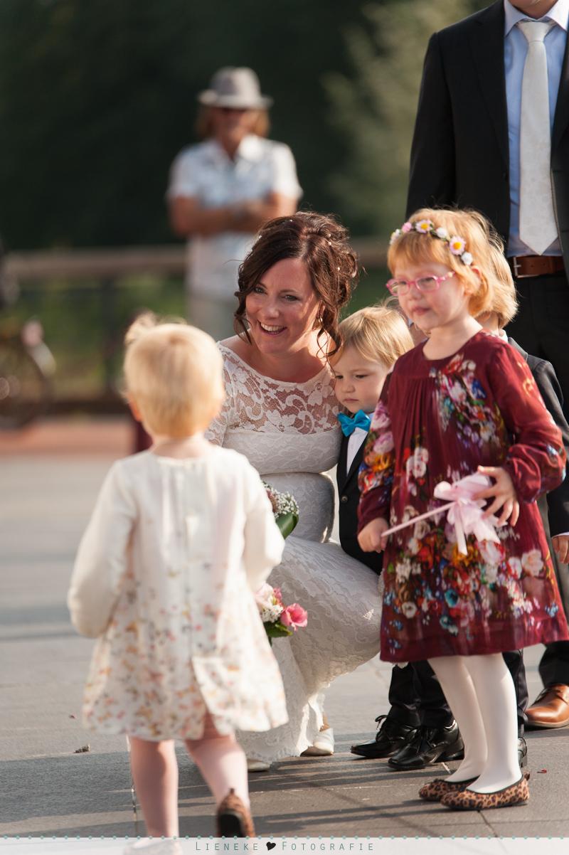 Bruiloft kinderen