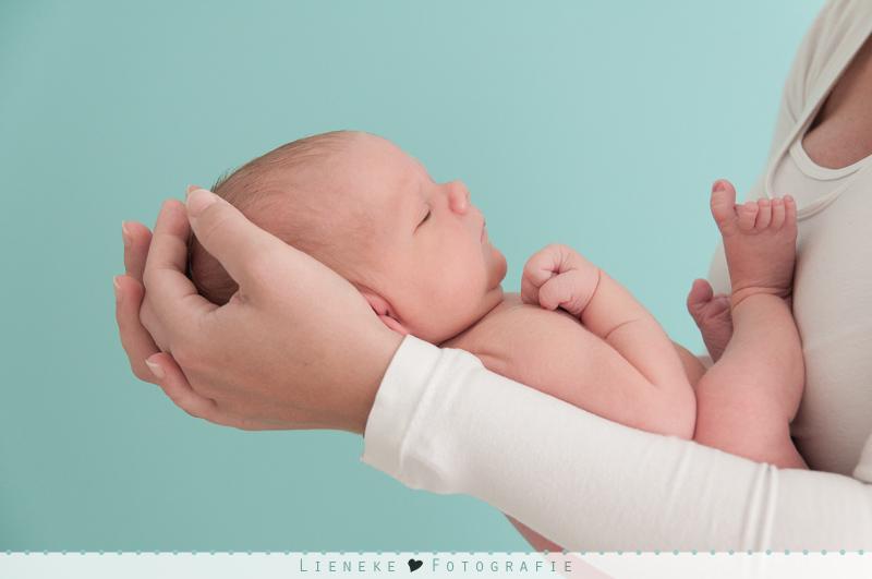 baby fotoshoot Nesselande
