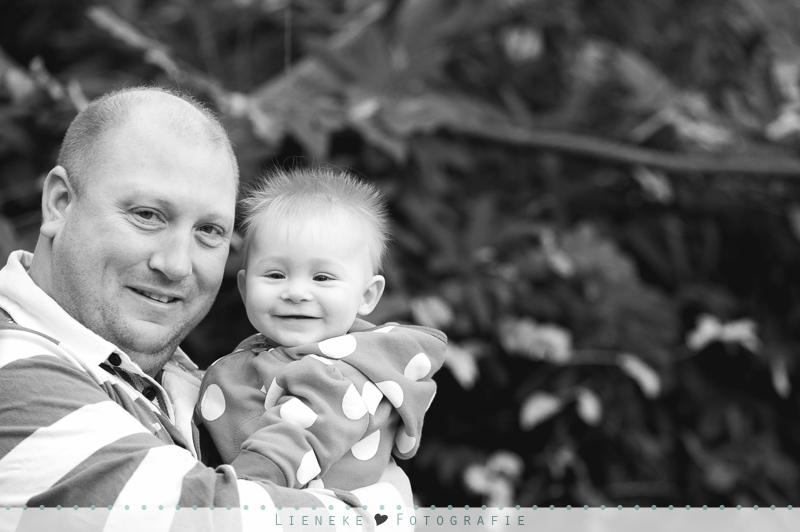fotoshoot papa & dochtertje