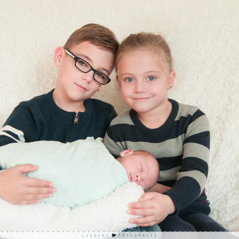 newbornshoot broer zus