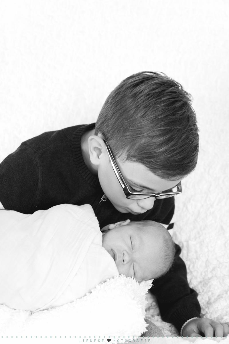 newbornshoot broertje