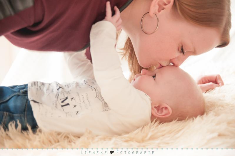 gezin fotoshoot Bergschenhoek