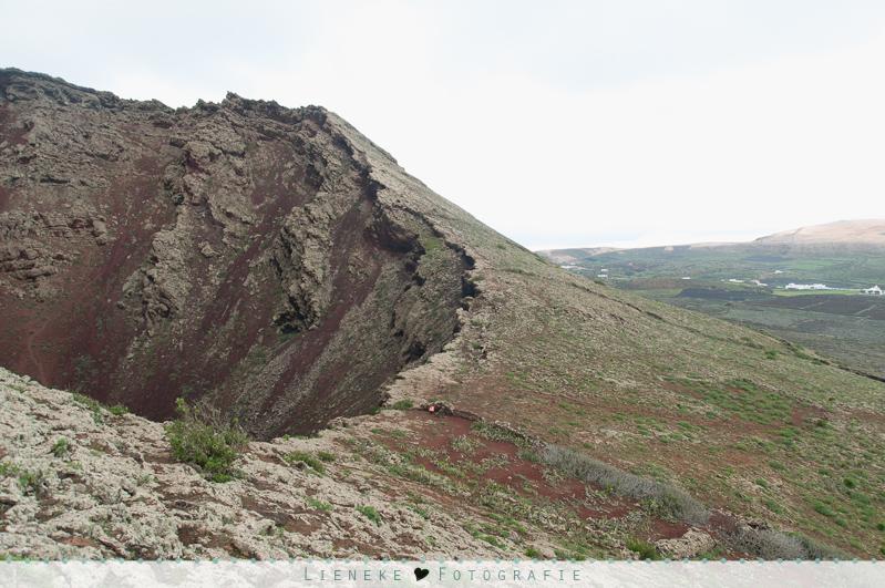 krater monte Corona Lanzarote