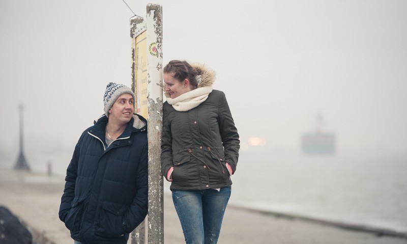 fotoshoot Hoek van Holland