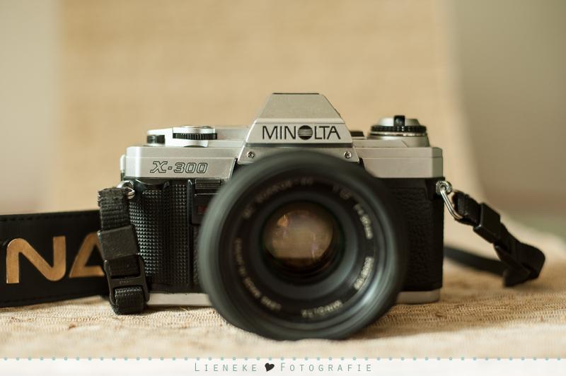 mijn Minolta X-300